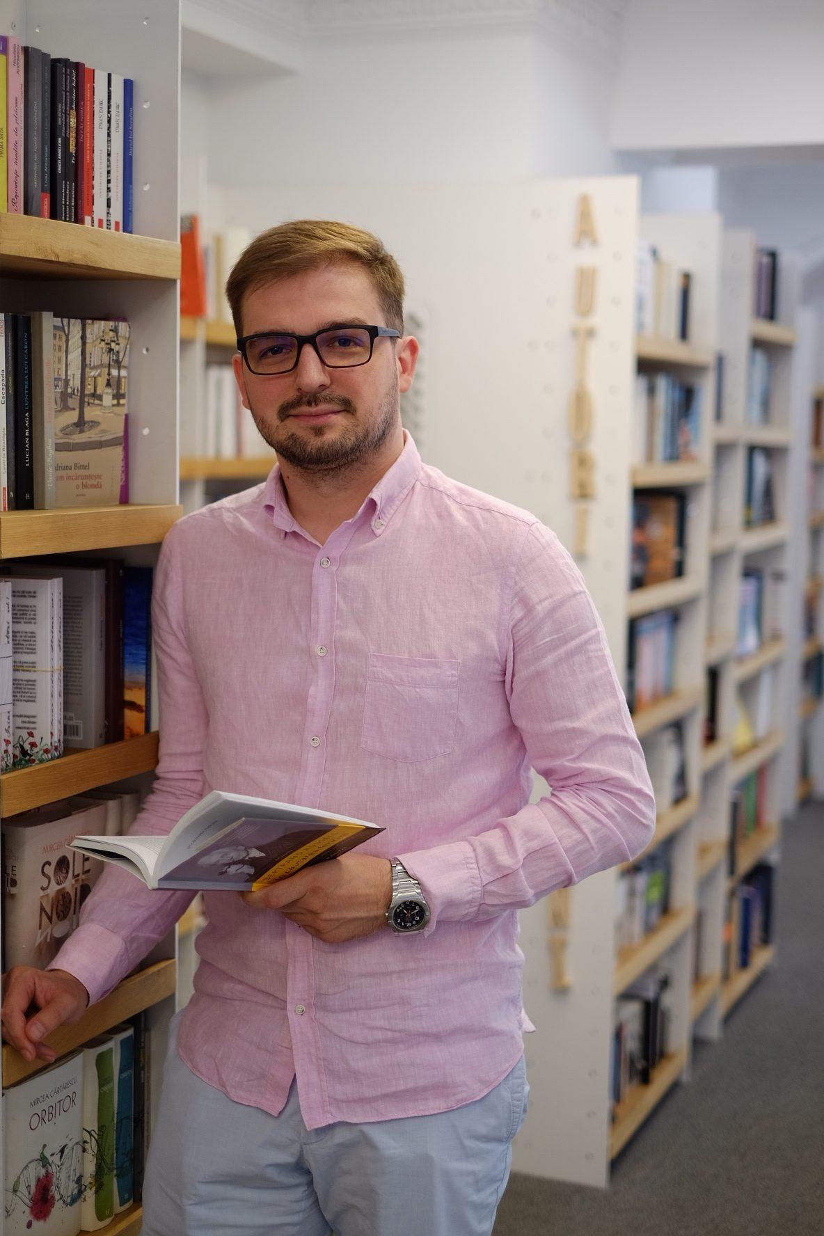 Mihai Cacoveanu, șofer partener Uber
