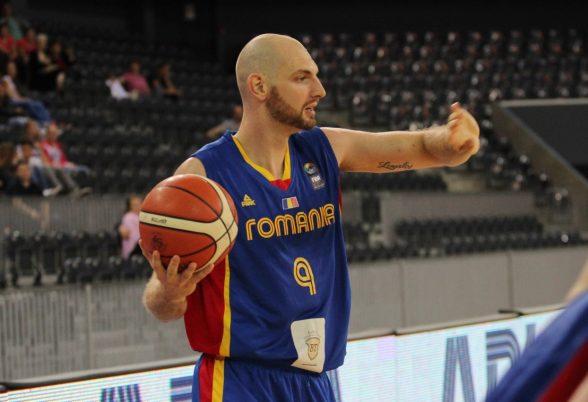Vlad Moldoveanu, noul jucător al lui U BT Cluj-Napoca a jucat 20 de minute și a terminat partida cu  puncte, 7 recuperări, 5 pase decisive și o intercepție (Foto: Dan Bodea)