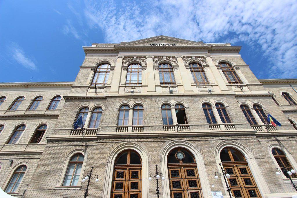 """Universitatea """"Babeș-Bolyai""""/ Foto: Dan Bodea"""