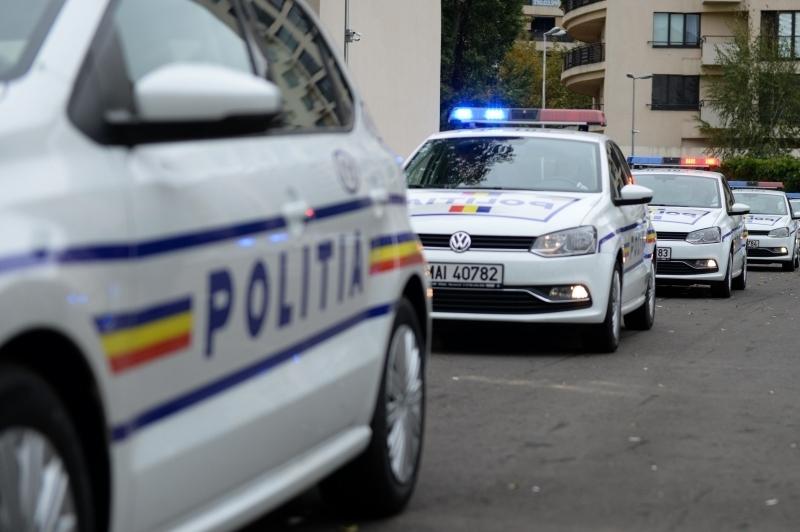 Volkswagen-Polo-politia-romana