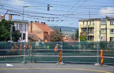 Clujul, înapoi pe şantier
