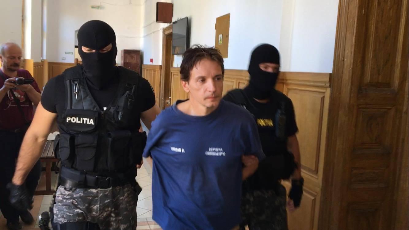 Dan Stamatiu este cercetat pentru omor, tentativă de omor și deținere ilegală de arme de foc