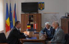 Noul ambasador al Austriei, în vizită la Consiliul Judeţean Cluj