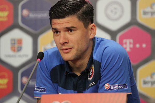 Cristian Săpunaru, fundașul României și al campioanei Astra Giurgiu (Foto: Dan Bodea)