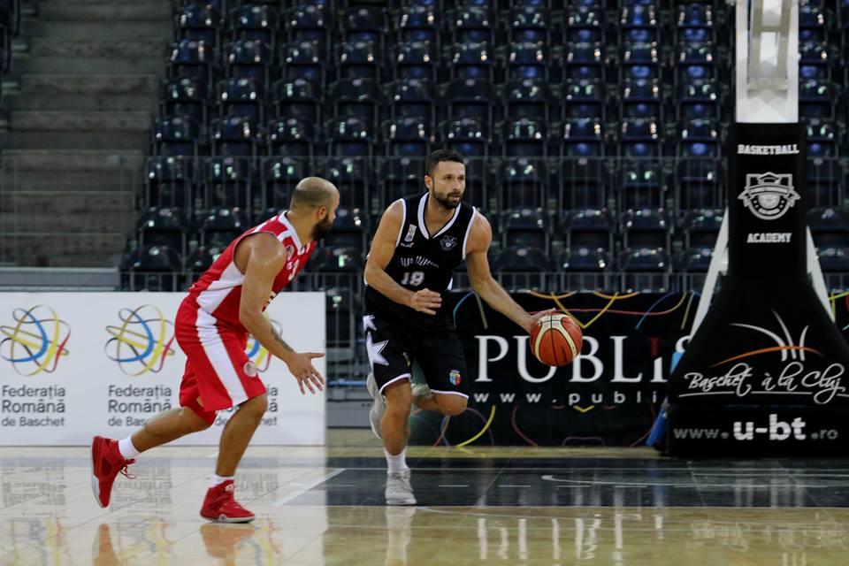 U-BT Cluj a pierdut toate cele trei meciuri disputate în cadrul turneului Cluj City Cup 2016 / Foto: Dan Bodea