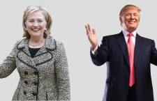 Trump versus Clinton. Cine va fi preşedintele SUA?