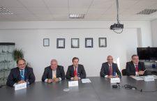 Conducerea companiei MMM Autoparts s-a aflat la Turda pentru a prezenta extinderea fabricii