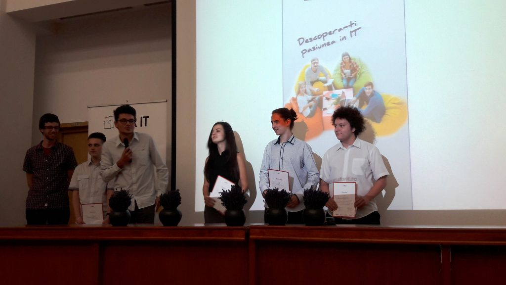 "Echipa Glipse, de la Colegiul Naţional ""Mihai Viteazul"" Turda"