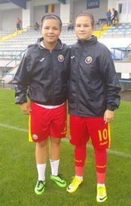 Alina si Mădălina Boroș