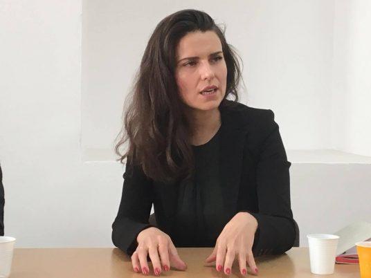 Oana Bogdan,   secretar de stat în Ministerul Culturii