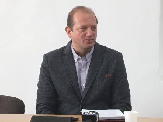 Dr. Felix Marcu,   directorul MNIT