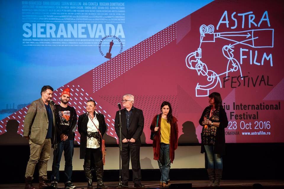 Astra Film Festival, prima seară din festival/Foto: AFF