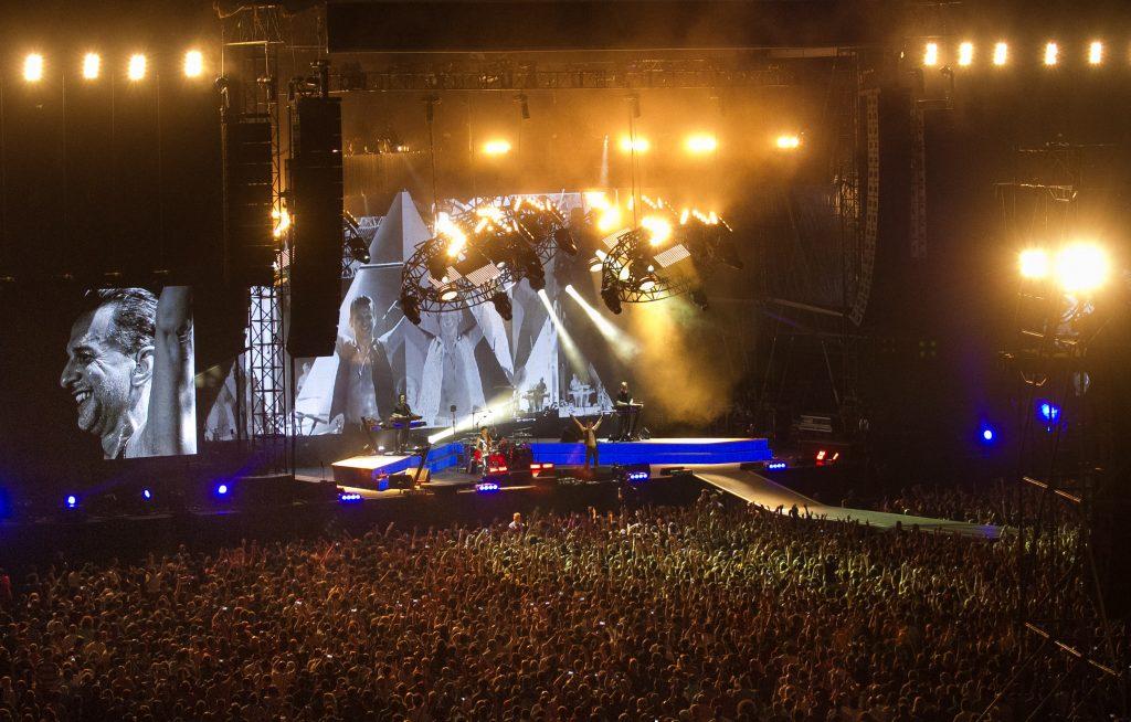 Turneul mondial incepe pe 5 mai 2017, in Stockholm, Suedia
