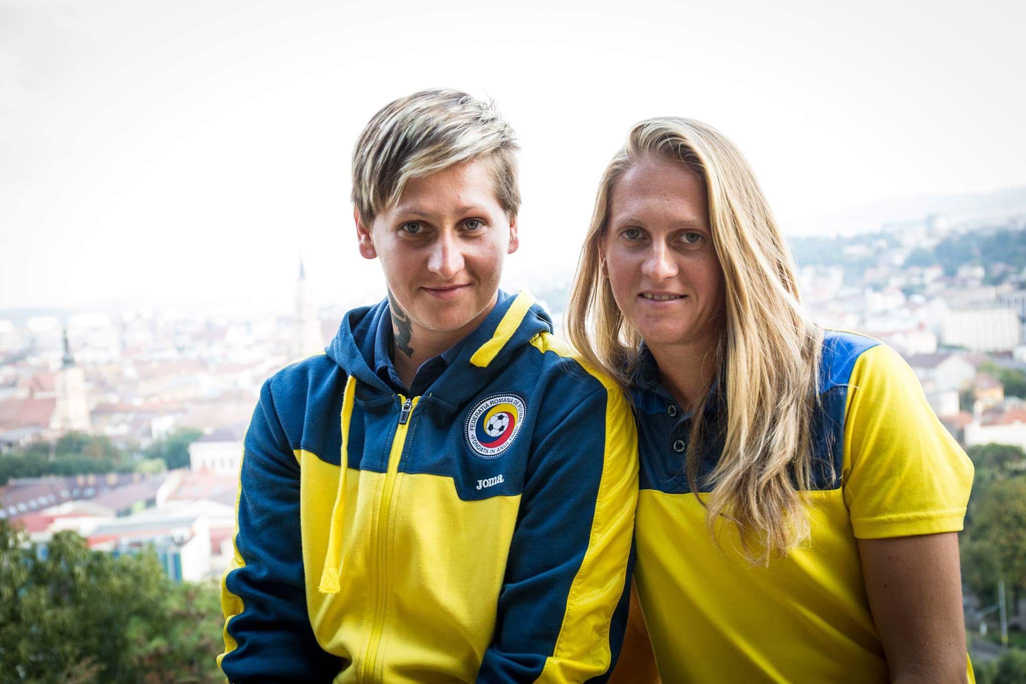 Roxana și Olivia Oprea