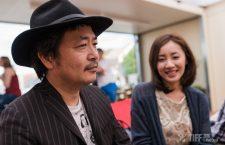 Regizorul japonez Sion Sono / Foto: Vlad Cupsa