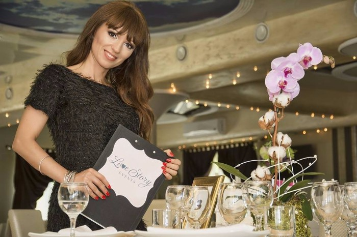 "Dana Rosu, wedding planner în cadrul Agenţiei Love Story Events va susţine workshopul ""No stress wedding"""