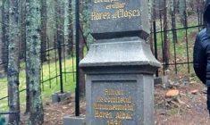 Monumentul ridicat pe locul în care a fost prins Horea a fost restaurat