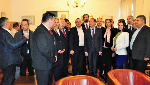 PSD Cluj şi-a depus la BEJ listele cu noii candidaţi