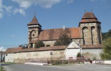 Valea Viilor – cetatea din podul bisericii