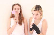 Serena Secară și Andreea Șovan/Foto: Arhiva personală