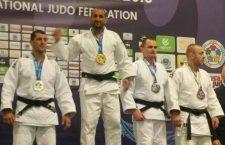 Bronz mondial pentru jandarmul clujean Adrian Petre