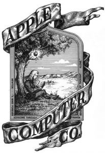 apple-primul-logo
