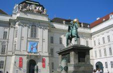 Pe urmele Transilvaniei,   la Hofburg