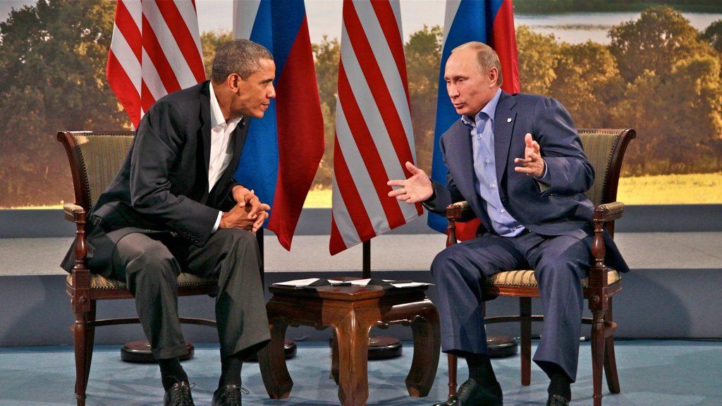 În ceea ce privește relaţiile cu Moscova,   specialiștii sunt de părere că Obama a schimbat dinamica acestora,   chiar dacă există acel controversat scut antirachetă şi propaganda anti-americană din Rusia care par să contrazică acest lucru.