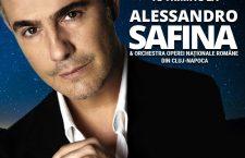 CONCURS! Câștigă bilete la concertul lui Alessandro Safina