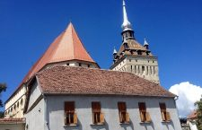 Saschiz,   model de biserică-cetate