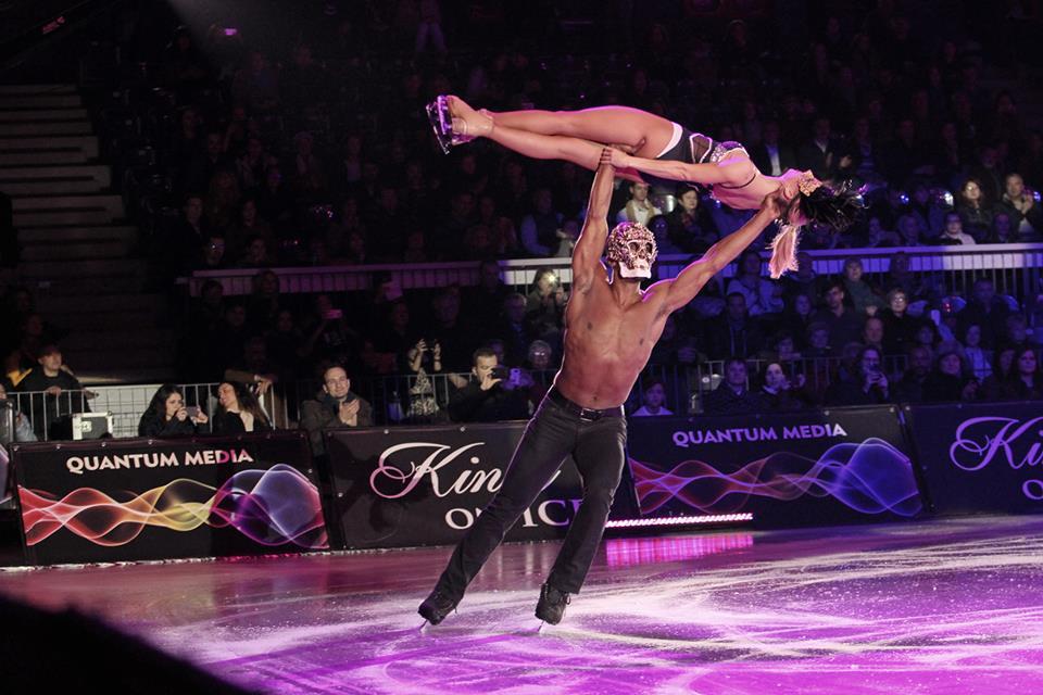 Aliona Savchenko şi Robin Szolkowy,   de cinci ori campioni mondiali la perechi/ Foto: Dan Bodea