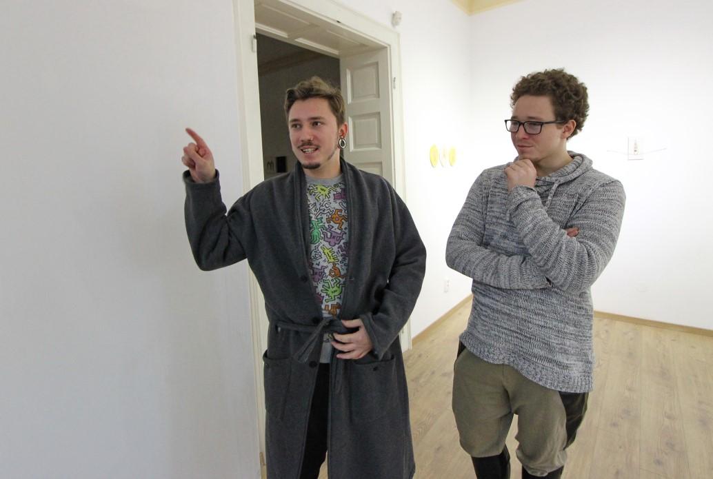 Liviu Bulea (foto stânga) și Gabriel Miloia (foto dreapta)Foto: Dan Bodea