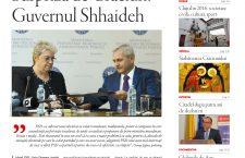 """Nu rataţi noul număr Transilvania Reporter: """"Surpriza de Crăciun: Guvernul Shhaideh"""""""