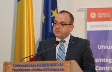 Valentin Naumescu, diplomat/ Foto: Dan Bodea