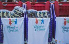 Nepoții de Crăciun îşi propun să strângă 2.500 de pachete anul acesta