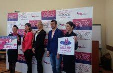 Tamara Vallois (în centru) a anunțat extinderea de la Cluj | Foto: Bogdan Stanciu