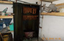 Un clujean a fost amendat pentru că şi-a transformat garajul în afumătoare