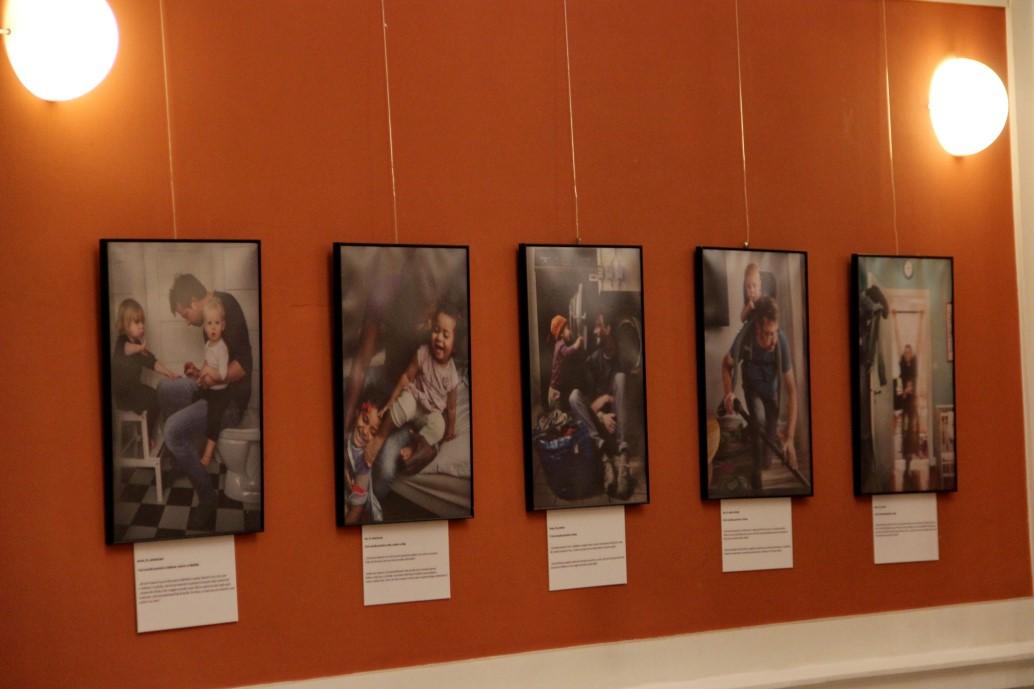 Expoziția esteun proiect comun între Swedish Institute,   Ambasada Suediei din Bucureşti / Sveriges ambassad i Bukarest,   Centrul Filia,   Casino Centru de Cultura Urbana Cluj,   Study in Sweden/Foto: Dan Bodea
