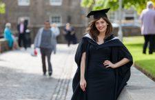 Melisa Costinea urmează în prezent cursurile unui program masteral din cadrul University College London / Foto: Arhiva personală