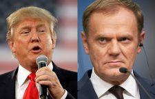 Cei doi Donald din fruntea SUIA și UE