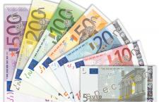 Moneda euro la cel mai mare nivel din istorie