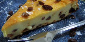 Pască cu brânză fără aluat