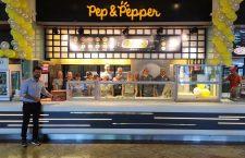 Reţeaua de restaurante Pep & Pepper ajunge, în acest an, la Cluj