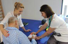 Reabilitarea pacienţilor cu accident vascular cerebral