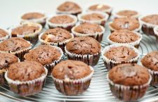 Muffins cu ciocolată