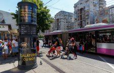 Program special pentru transportul în comun în zilele libere care urmează