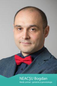 Dr. Bogdan Neacşu – Medic primar geriatrie şi gerontologie