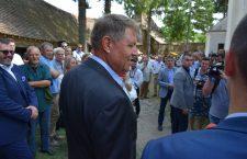 """Președintele Iohannis despre """"Săptămâna Haferland"""": Îmi doresc foarte mult ca această inițiativă să fie încercată și în alte părți"""