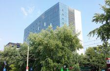 Una dintre clădirile Globalworth Campus, proiect imobiliar propus pentru a găzdui EMA la București | Foto: skyscrapercity.com