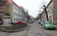 Pietonalizarea străzii Kogălniceanu este proiectul care va schimba cel mai mult fața Clujului în anii următori | Foto: Dan Bodea